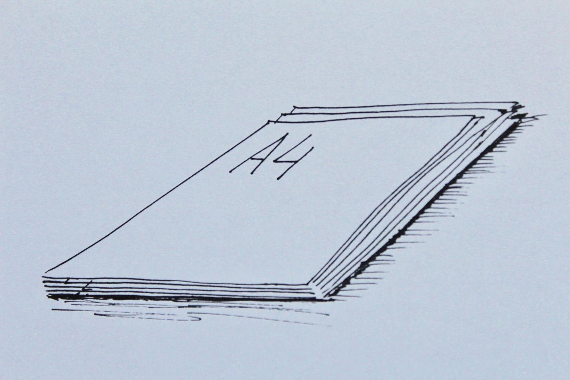 Скетчинг: как нарисовать сайт на бумаге