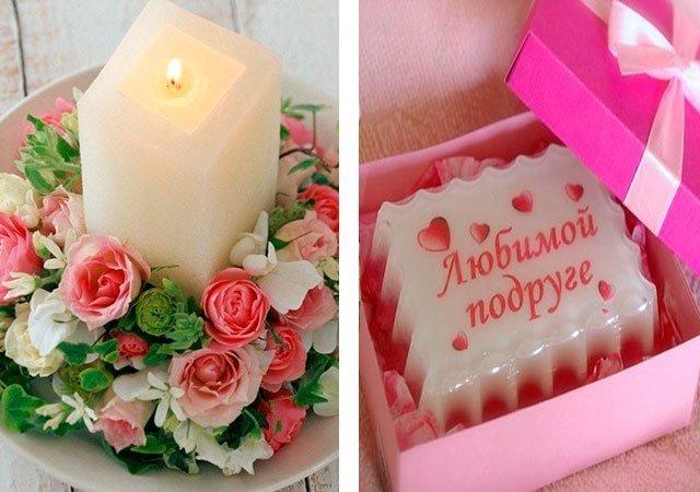 Что подарить подруге на день рождения; идеи оригинальных подарков подруге