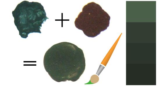 Как из красок получить персиковый оттенок – выбор цветов, порядок изготовления