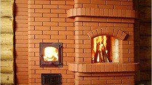Сооружение печи из кирпича для частного дома своими руками