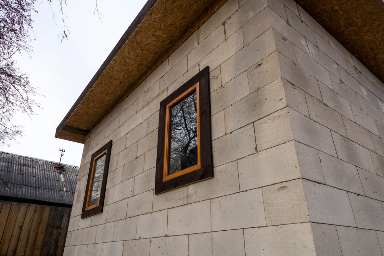 Из чего построить дом? Житель тюменского района делится советами для начинающих строителей