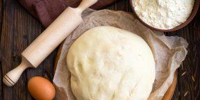 Рецепты быстрой пиццы на сковороде без сметаны