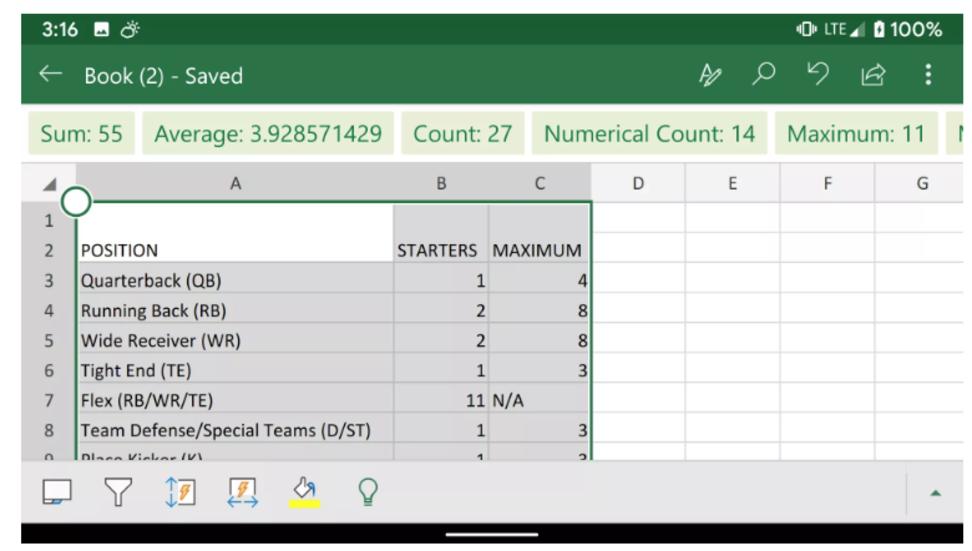 Как построить воронку продаж в Excel