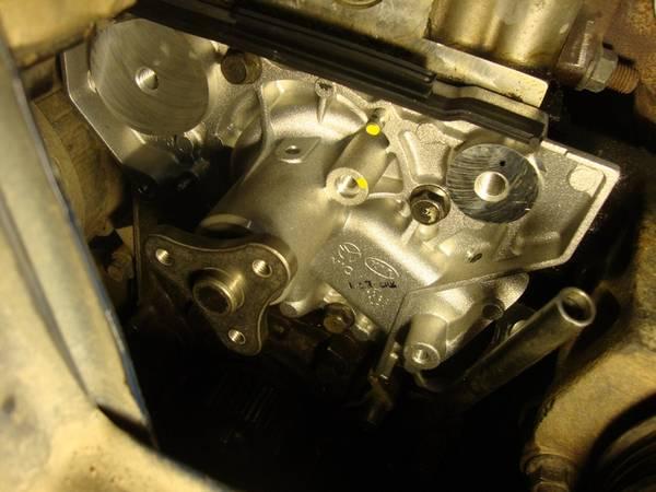 Самостоятельная диагностика и замена водяного насоса автомобиля KIA Spectra
