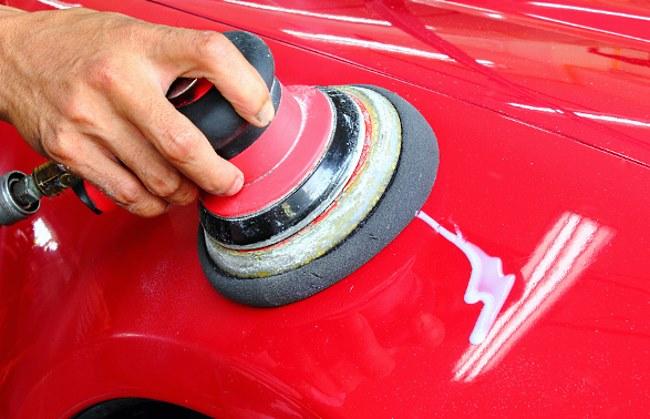 Как полировать машину в домашних условиях