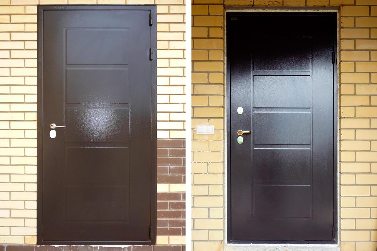 Установка входной металлической двери: основные этапы и рекомендации
