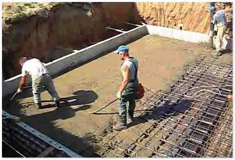 Фундамент своими руками: строим с нуля