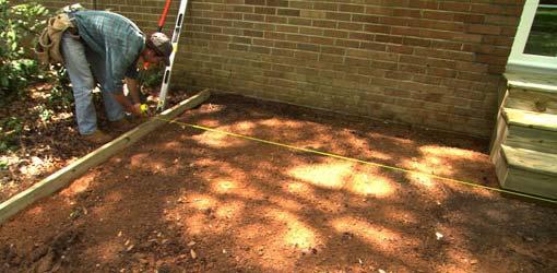 Укладка тротуарной плитки на песок: пошаговая инструкция