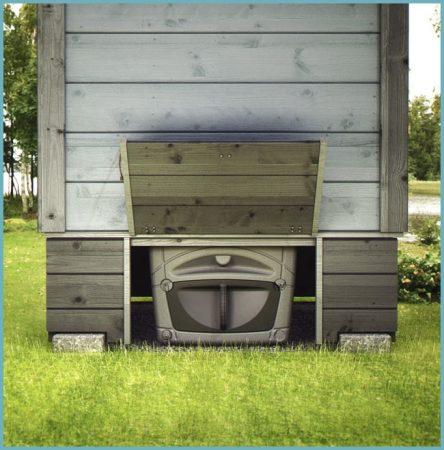Как сделать правильный туалет на даче своими руками: чертежи, размеры, этапы строительства