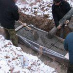 Приготовление бетона вручную: пропорции, таблица