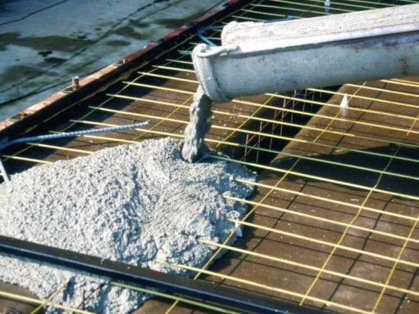 Пропорции для бетона: виды и количество компонентов, правила и порядок замеса