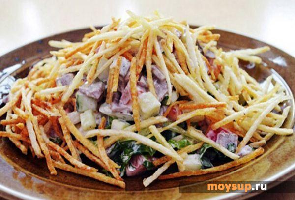 Блюда с картофелем пай