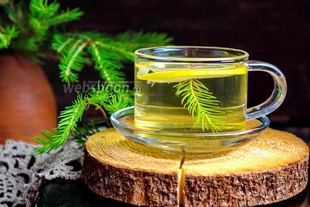 Кленовый чай по-французски
