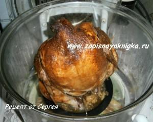 Курица гриль в аэрогриле