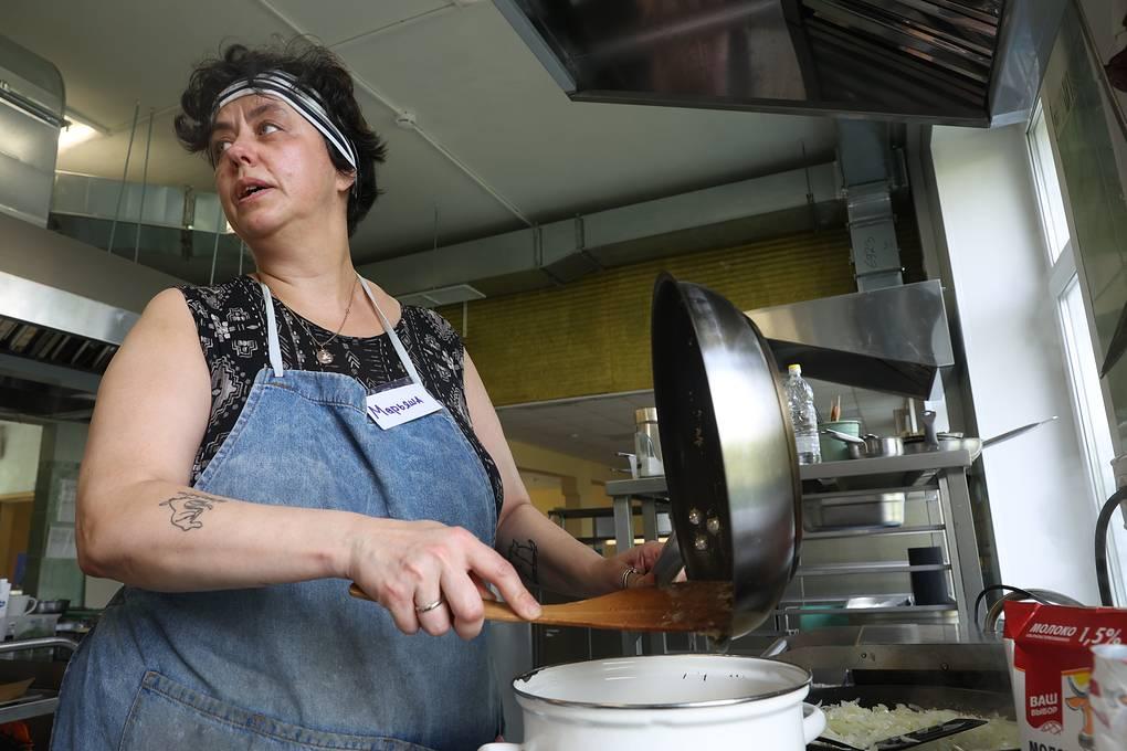 Истина в еде: как гастрономическая школа меняет жизнь людей с инвалидностью и всех нас