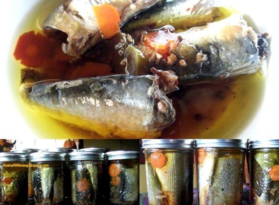 Консервы из речной рыбы в домашних условиях рецепт