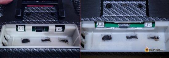 Аккумуляторы 18650 в TARANIS X9D-PLUS, апгрейд с фото