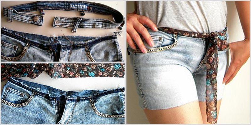 Как сделать брюки шире – увеличение размера штанов в домашних условиях