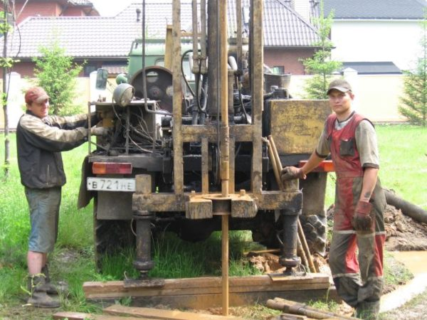 Бурение скважины водой под давлением своими руками: подготовка и основные этапы работ