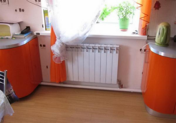 Ленинградская система отопления частного дома