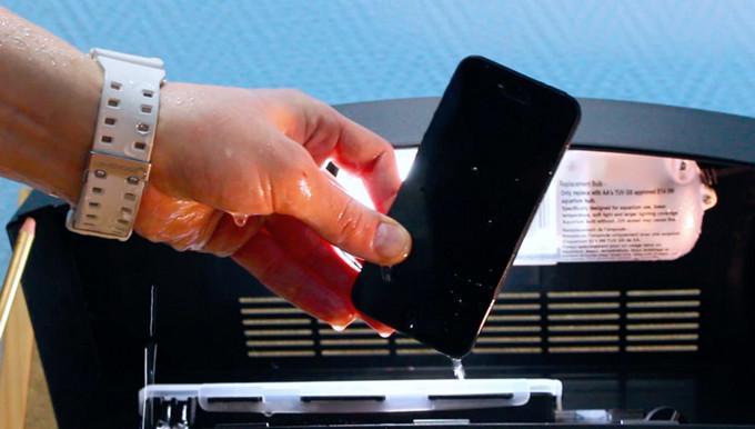 Как мы утопили iPhone и восстановили его