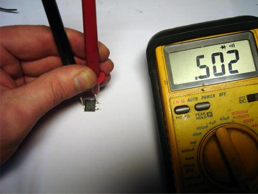 Инструкция как проверить конденсатор мультиметром