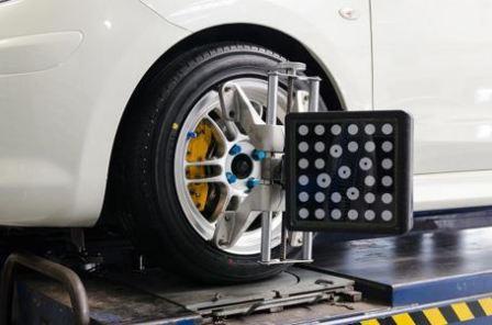 Как отрегулировать схождение колес на ВАЗ 2107
