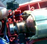 Проверка и ремонт коллекторного электродвигателя
