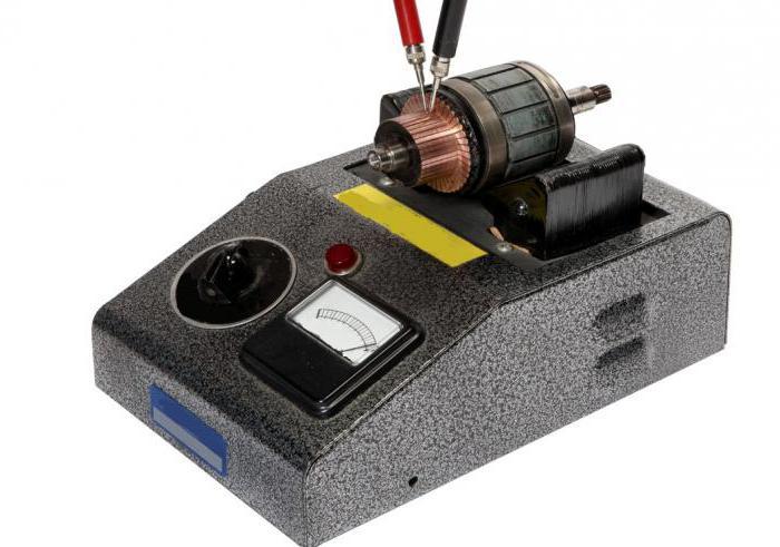 Узнаем как проверить якорь электродвигателя в домашних условиях