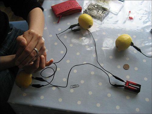 Как сделать батарейку самостоятельно в домашних условиях