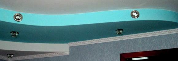 Инструкция как сделать потолок из гипсокартона своими руками, в домашних условиях