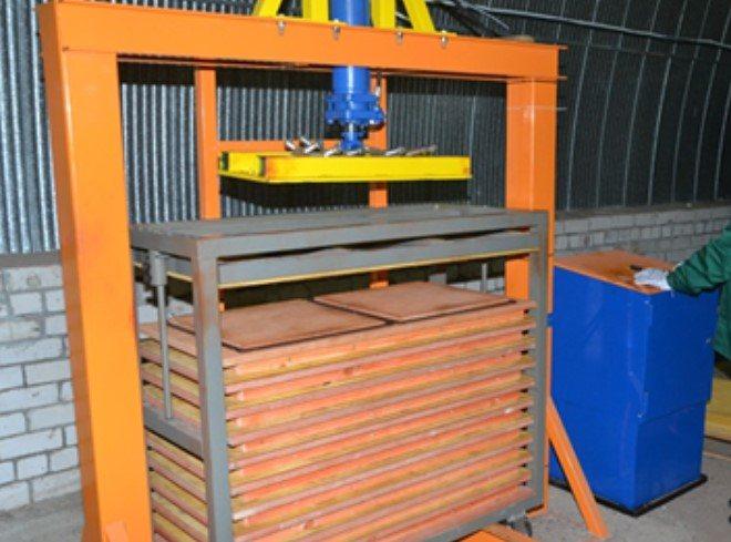 Бизнес на производстве резиновой плитки