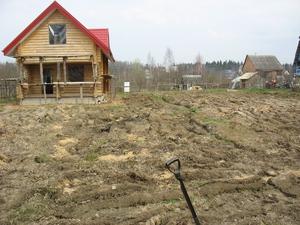 Как выравнивать землю на участке дачи