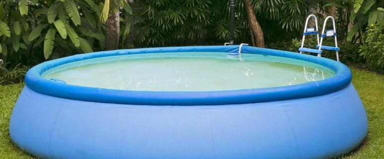 Как заклеить бассейн каркасный в домашних условиях — с фото