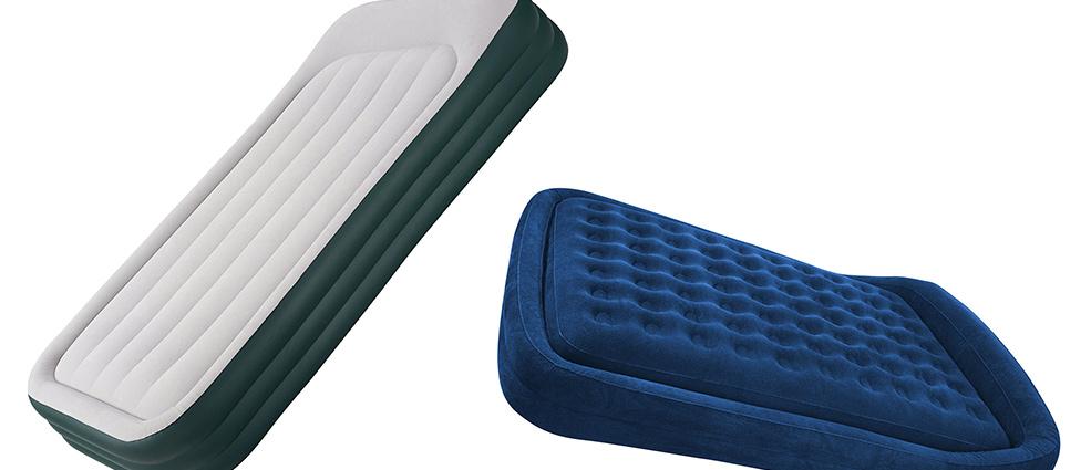 Как обнаружить и заклеить дыру в надувном матрасе: полезные советы