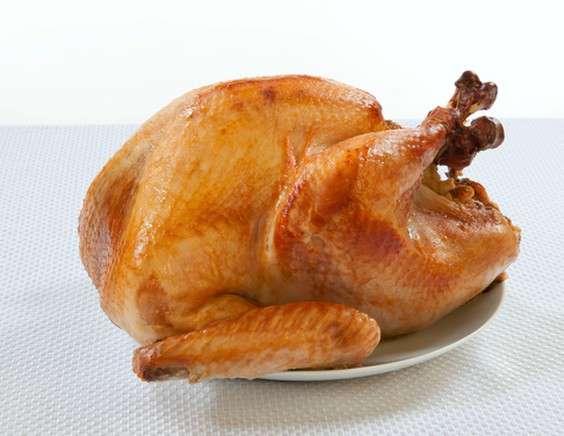 Курица горячего копчения в коптильне в домашних условиях