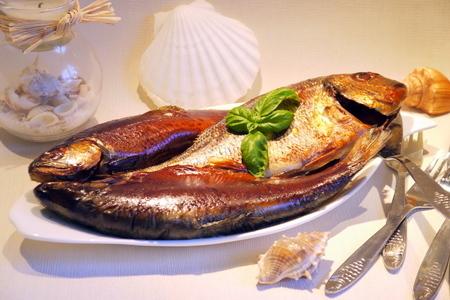 Рыба горячего копчения (коптим без коптильни)