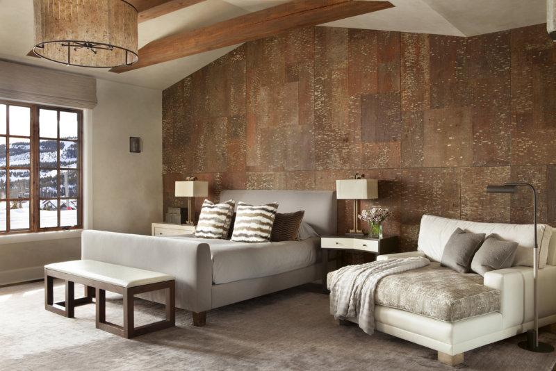 Ламинат на стене; 55 фото идей нового креативного дизайна в доме