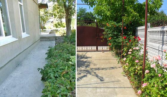 Как залить бетоном двор, чтобы он прослужил десятки лет
