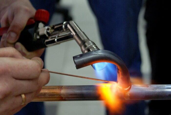 Как правильно паять медные трубы: технология, материалы, нюансы
