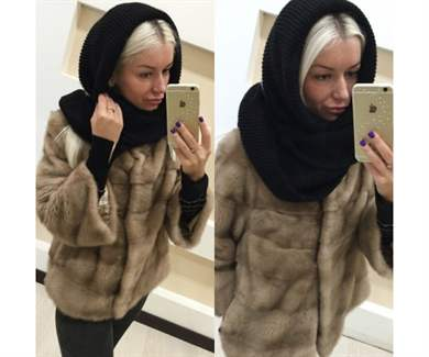 Как носить палантин с пальто: лучшие образы и советы от модных стилистов