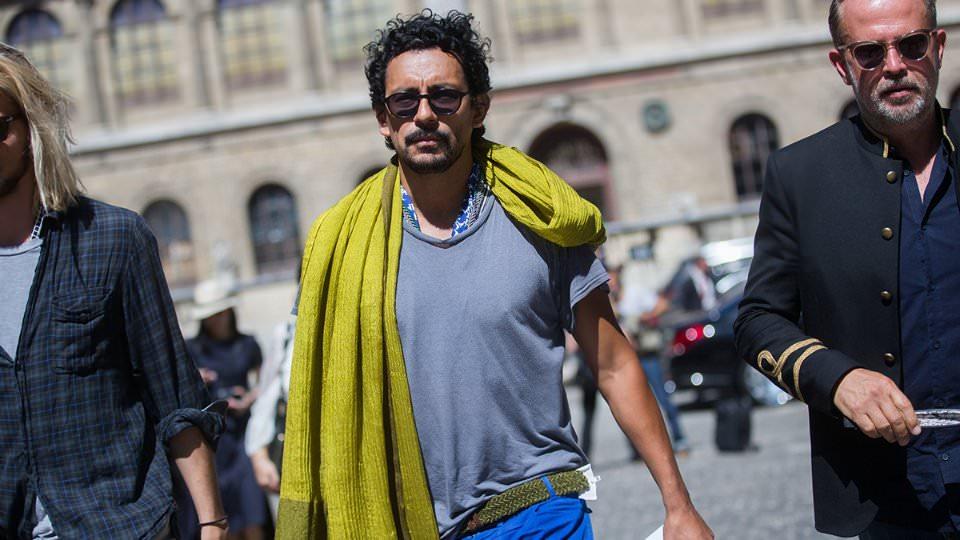 Мужской шарф: как правильно выбрать и красиво завязать