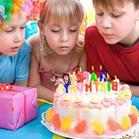 Как украсить праздничный торт