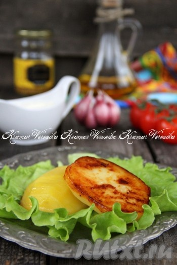 Как вкусно приготовить картошку на сковороде