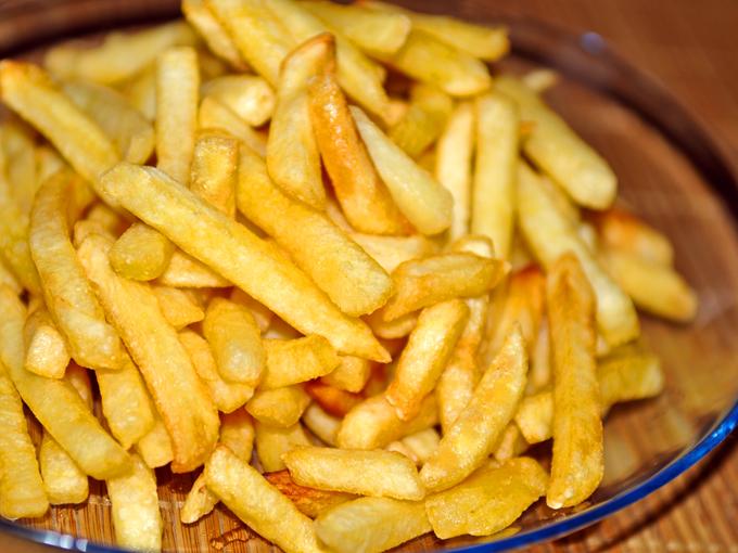 Как идеально поджарить картошку