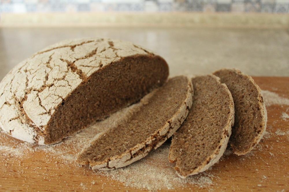 Как испечь бездрожжевой хлеб в домашних условиях — фото с этапами