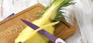Как правильно и красиво нарезать ананас