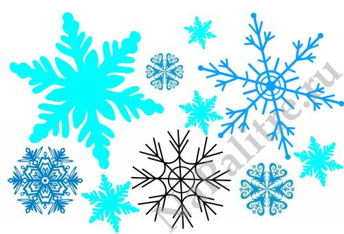 Какие снежинки можно сделать на Новый год