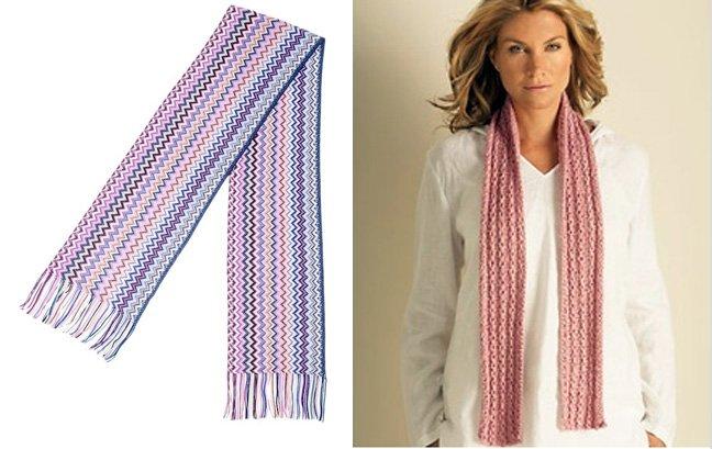 Мастер-класс: 11 способов стильно завязать шарф