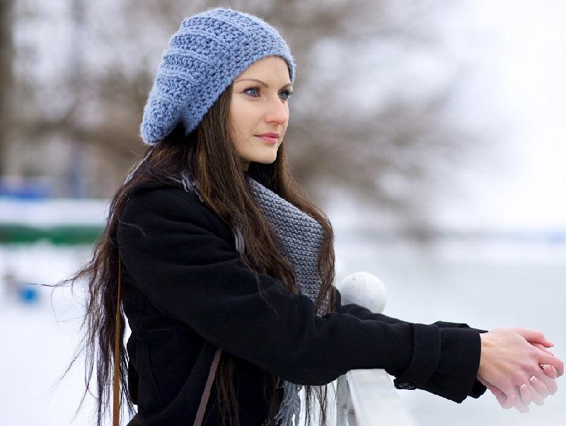 Как завязать шарф женщине и мужчине: фото инструкции